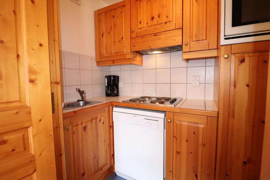 Vacances en montagne Appartement 2 pièces 5 personnes (1105) - Résidence Plein Soleil - Méribel-Mottaret