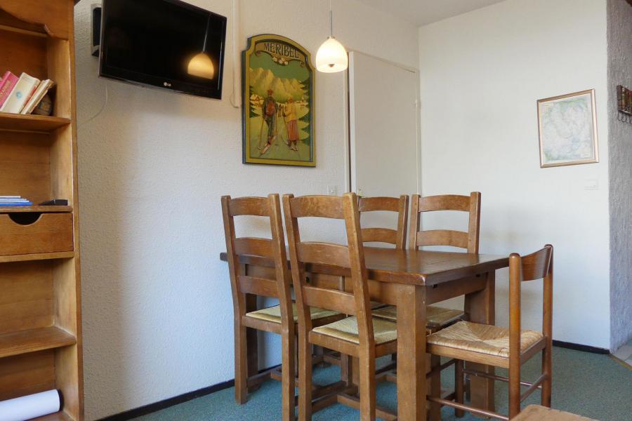 Vacances en montagne Appartement 2 pièces 5 personnes (508) - Résidence Plein Soleil - Méribel-Mottaret