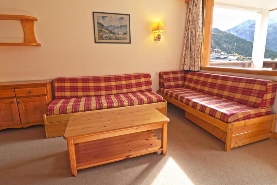 Vacances en montagne Appartement 2 pièces 5 personnes (710) - Résidence Plein Soleil - Méribel-Mottaret