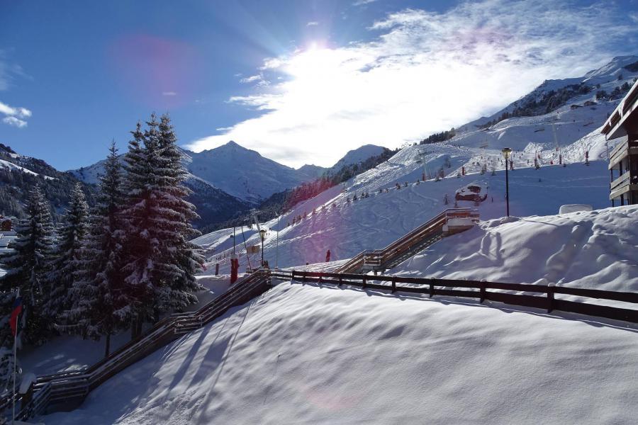 Vacances en montagne Studio 3 personnes (601) - Résidence Plein Soleil - Méribel-Mottaret