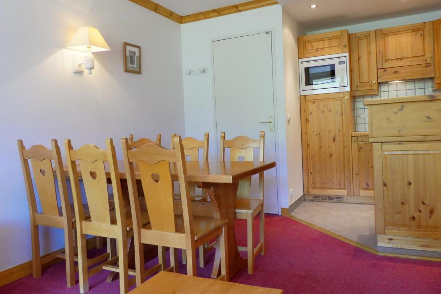 Vacances en montagne Appartement 2 pièces 5 personnes (1006) - Résidence Plein Soleil - Méribel-Mottaret