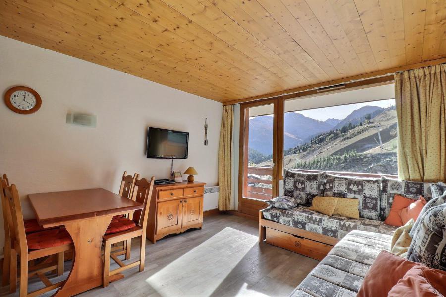 Vacances en montagne Appartement 2 pièces 5 personnes (1103) - Résidence Plein Soleil - Méribel-Mottaret