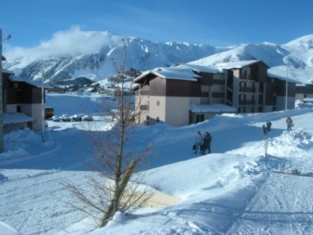 Wakacje w górach Studio z antresolą 4 osoby (B63) - Résidence Plein Soleil - La Toussuire
