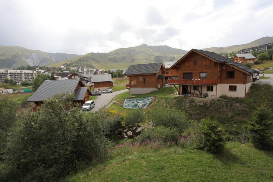 Wakacje w górach Studio z alkową 3 osoby (C103) - Résidence Plein Soleil - La Toussuire