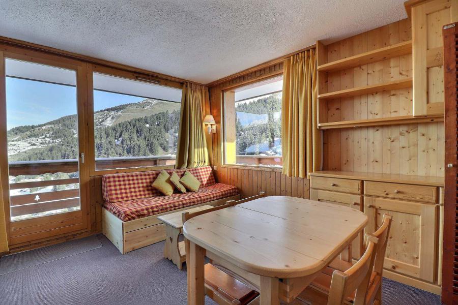 Vacances en montagne Appartement 2 pièces 4 personnes (518) - Résidence Plein Soleil - Méribel-Mottaret