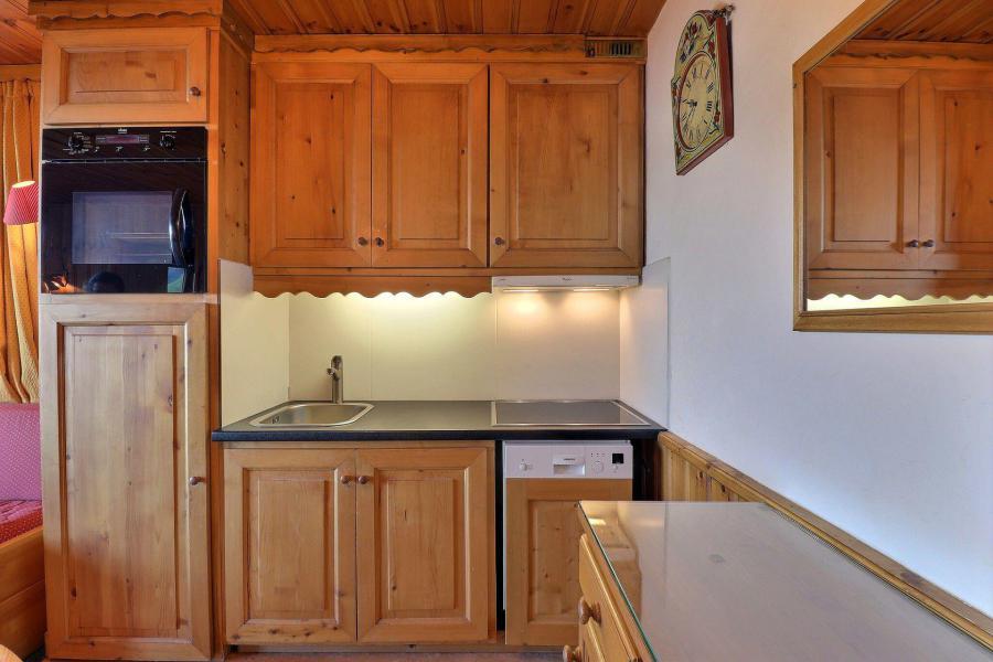 Vacances en montagne Appartement 2 pièces 4 personnes (418) - Résidence Plein Soleil - Méribel-Mottaret