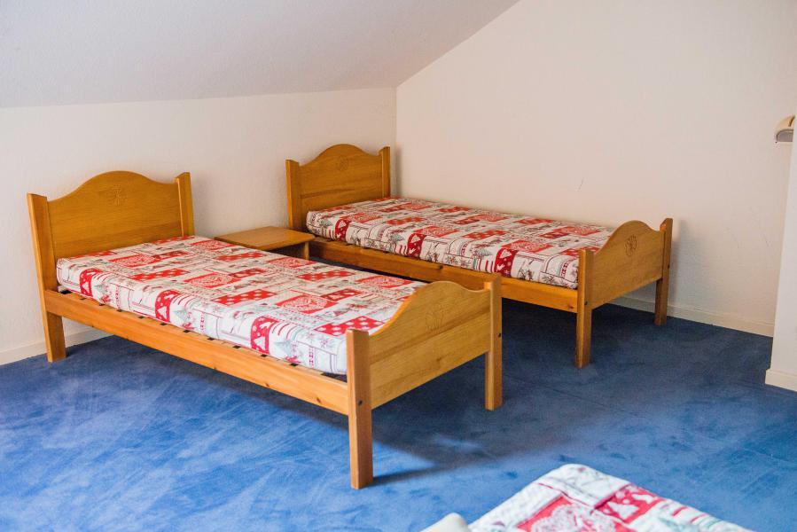 Urlaub in den Bergen Résidence Plein Soleil - La Norma - Einzelbett