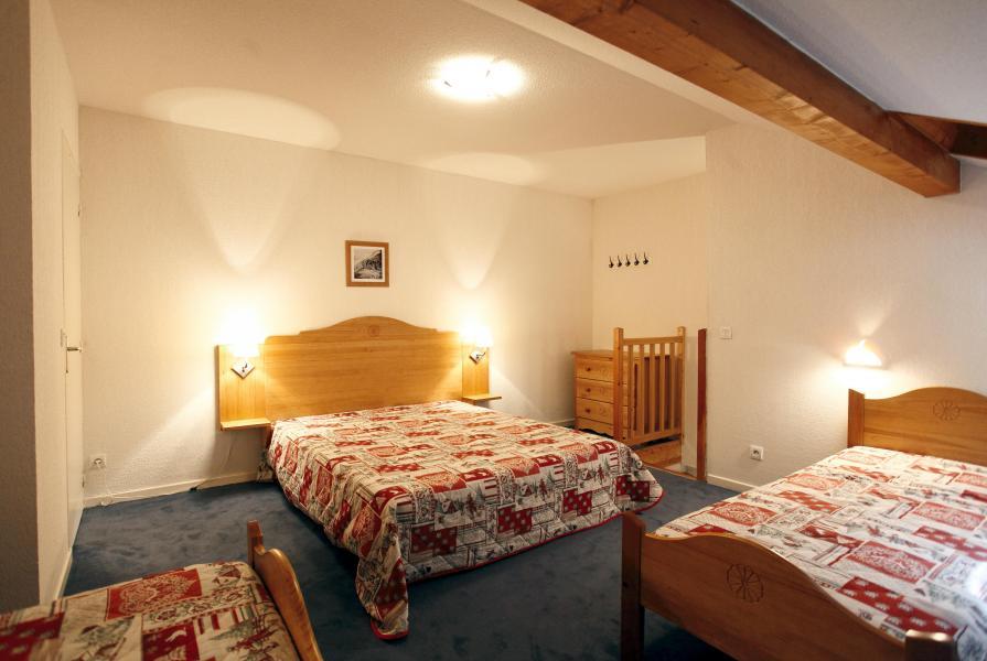Urlaub in den Bergen Résidence Plein Soleil - La Norma - Schlafzimmer
