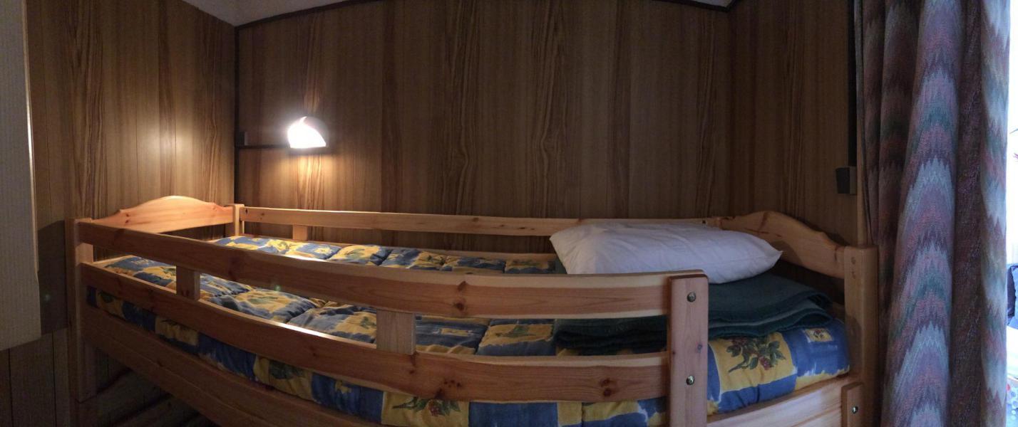 Wakacje w górach Studio kabina 4 osoby (C104) - Résidence Plein Soleil - La Toussuire - Łóżkami piętrowymi