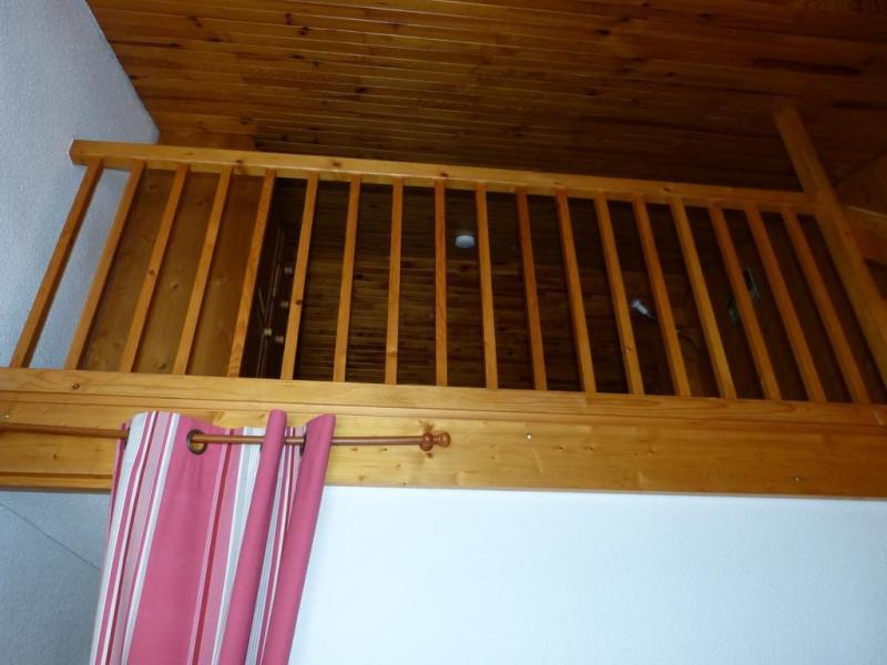 Holiday in mountain resort Studio mezzanine 4 people (36) - Résidence Plein Soleil - La Plagne - Mezzanine