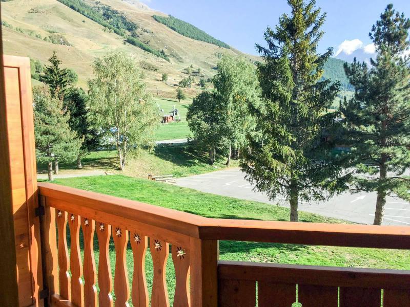 Wakacje w górach Studio z alkową 6 osób (151) - Résidence Plein Sud 2 - Les 2 Alpes