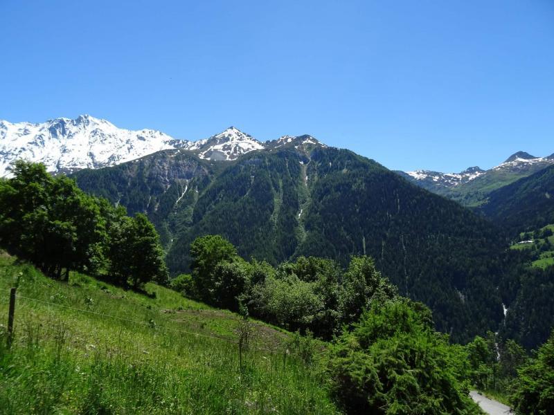 Location au ski Studio coin montagne 4 personnes (26) - Résidence Plein Sud - Peisey-Vallandry - Extérieur été