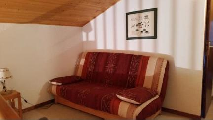 Holiday in mountain resort 4 room apartment 8 people (126) - Résidence Plein Sud - Le Grand Bornand