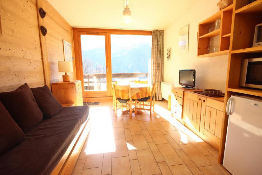 Vacances en montagne Studio coin montagne 4 personnes (26) - Résidence Plein Sud - Peisey-Vallandry