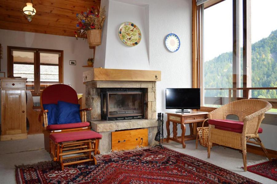 Holiday in mountain resort 2 room apartment 4 people (126) - Résidence Plein Sud - Le Grand Bornand
