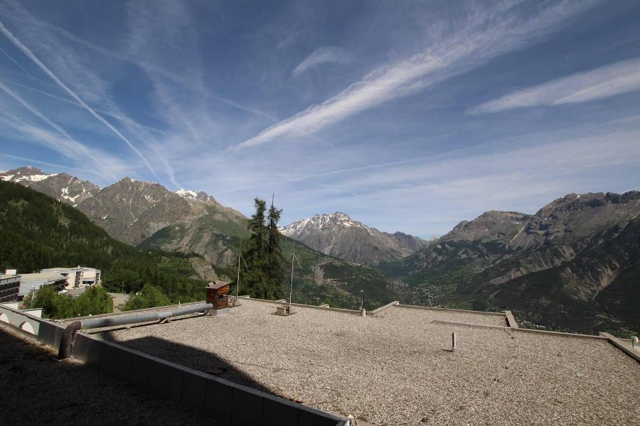 Holiday in mountain resort Studio sleeping corner 4 people (207) - Résidence Podium - Puy-Saint-Vincent
