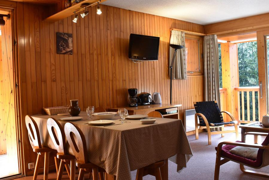 Holiday in mountain resort 2 room apartment 6 people (3B44) - Résidence Polset - Méribel
