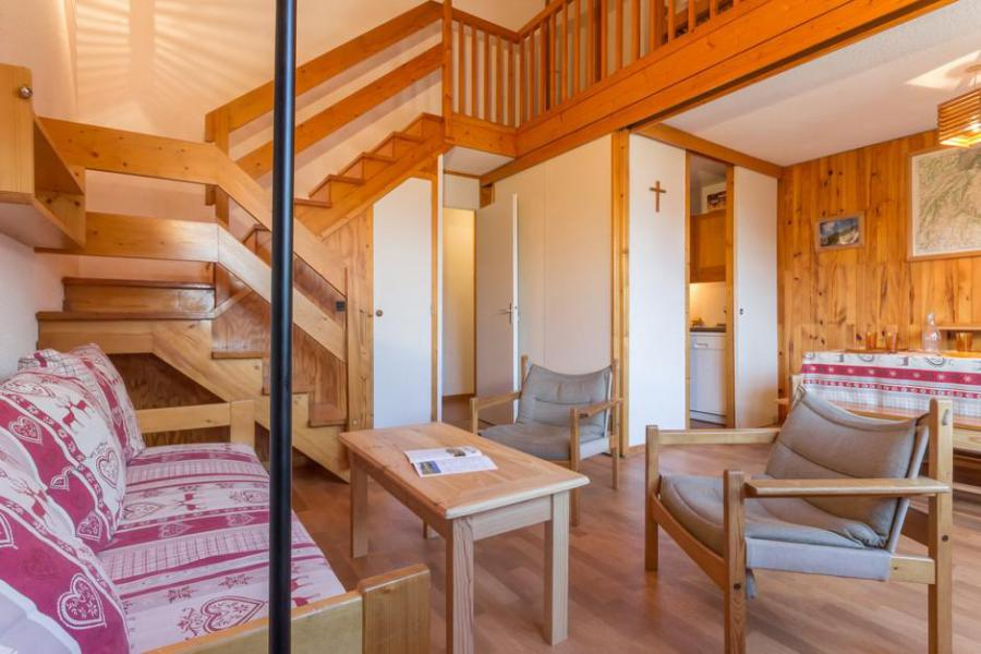 Holiday in mountain resort 3 room mezzanine apartment 8 people (20) - Résidence Porte de Montchavin - Montchavin La Plagne - Accommodation