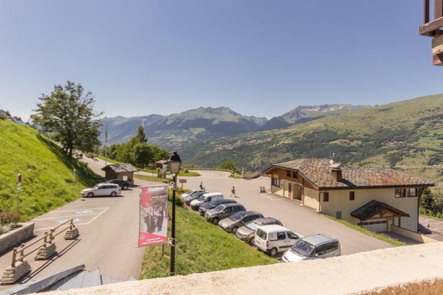 Holiday in mountain resort Studio 4 people (7) - Résidence Porte de Montchavin - Montchavin - La Plagne