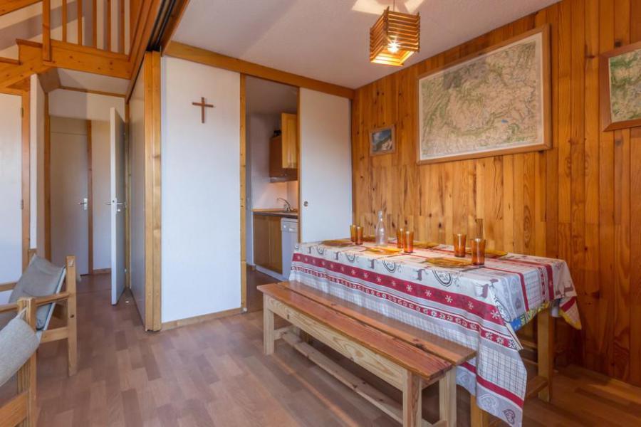 Holiday in mountain resort 3 room mezzanine apartment 8 people (20) - Résidence Porte de Montchavin - Montchavin - La Plagne
