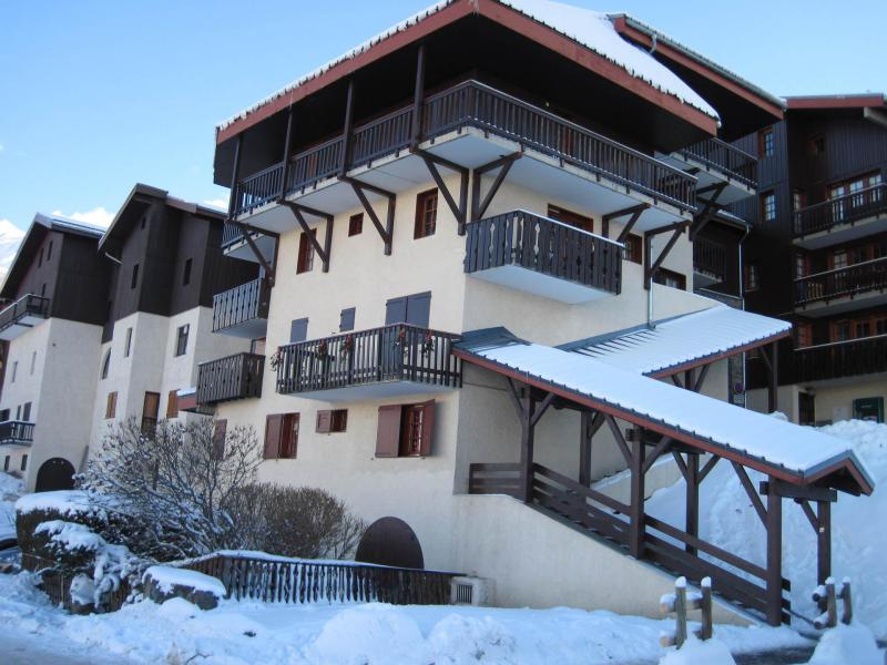 Vakantie in de bergen Résidence Porte de Montchavin - Montchavin La Plagne