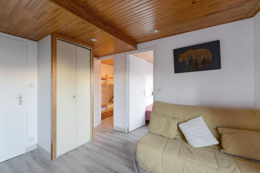 Holiday in mountain resort 2 room apartment cabin 5 people (00) - Résidence Porte de Montchavin - Montchavin La Plagne