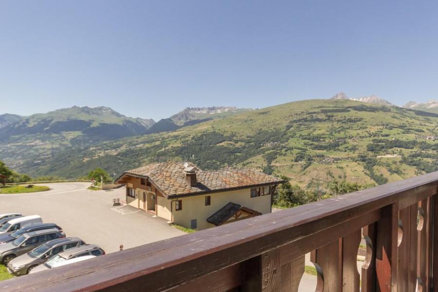 Vakantie in de bergen Appartement 2 kamers 5 personen (5) - Résidence Porte de Montchavin - Montchavin La Plagne