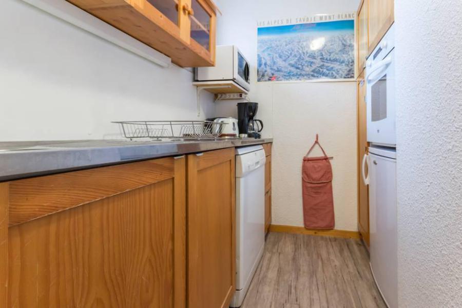 Vakantie in de bergen Appartement 2 kamers 5 personen (4) - Résidence Porte de Montchavin - Montchavin La Plagne