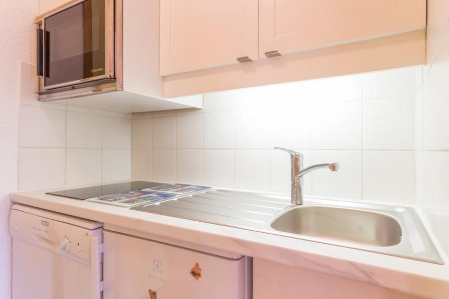 Vakantie in de bergen Studio 3 personen (11) - Résidence Porte de Montchavin - Montchavin La Plagne - Kast