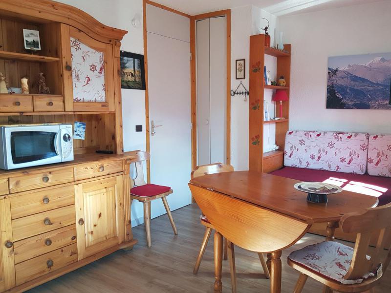 Vakantie in de bergen Studio 3 personen (11) - Résidence Porte de Montchavin - Montchavin La Plagne - Magnetron