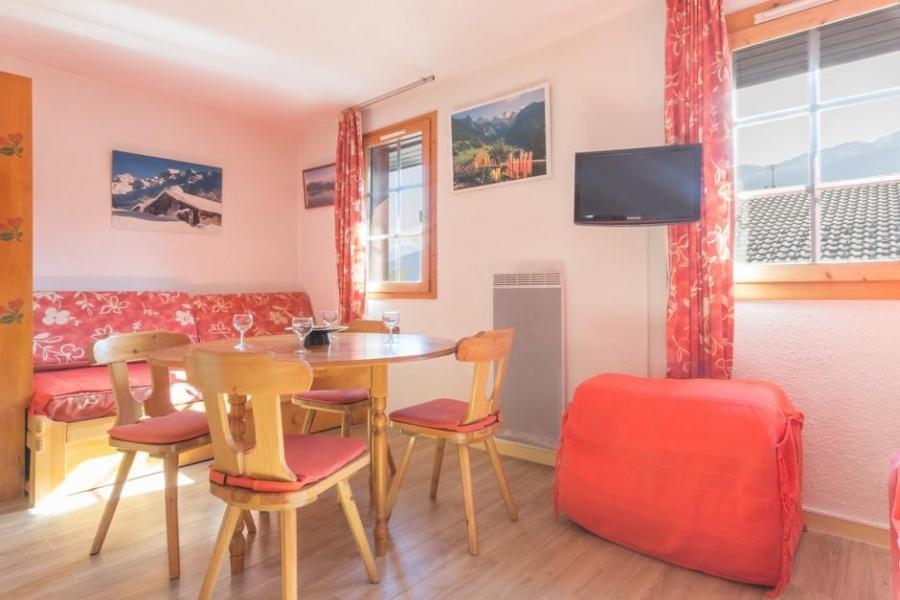 Holiday in mountain resort Studio 4 people (11) - Résidence Porte de Montchavin - Montchavin - La Plagne - Living room