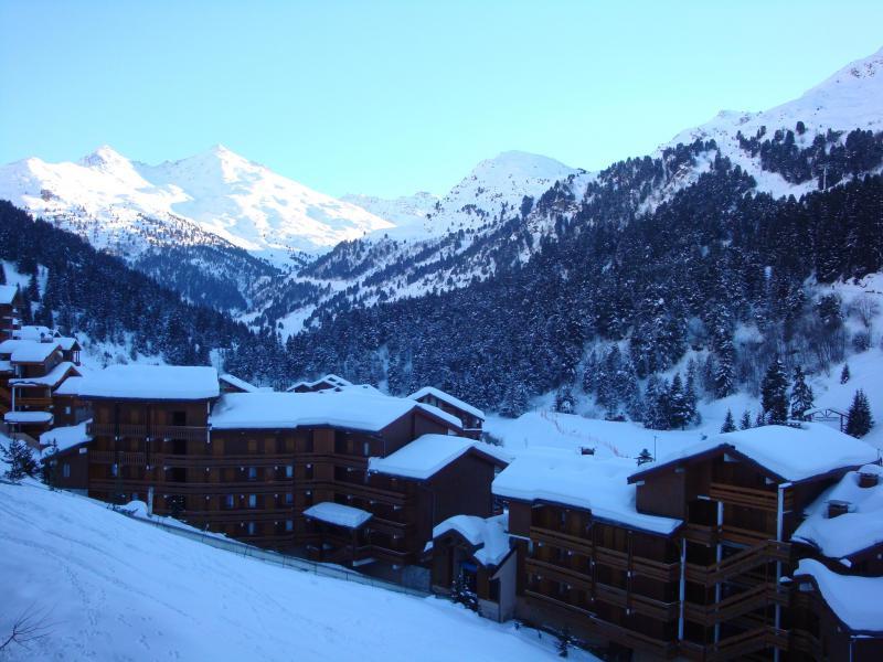Vacaciones en montaña Résidence Pralin - Méribel-Mottaret