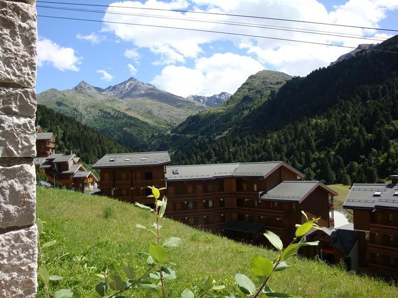 Vacances en montagne Studio 4 personnes (716) - Résidence Pralin - Méribel-Mottaret