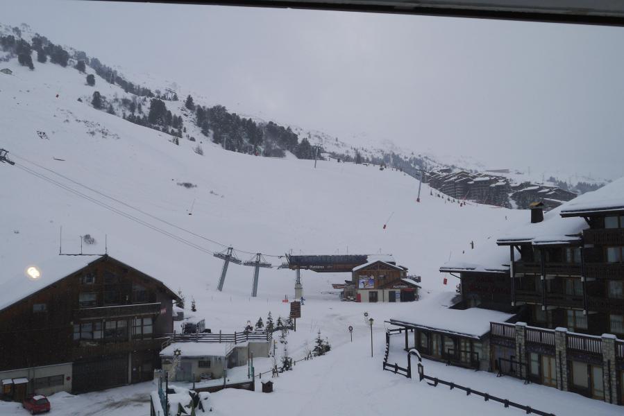Vacances en montagne Studio 4 personnes (308) - Résidence Pralin - Méribel-Mottaret
