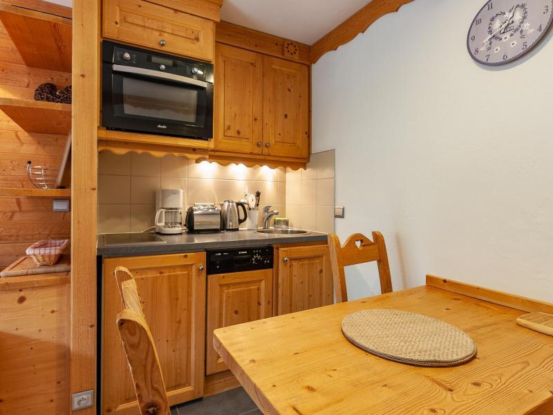 Vacances en montagne Appartement 2 pièces 4 personnes (911) - Résidence Pralin - Méribel-Mottaret