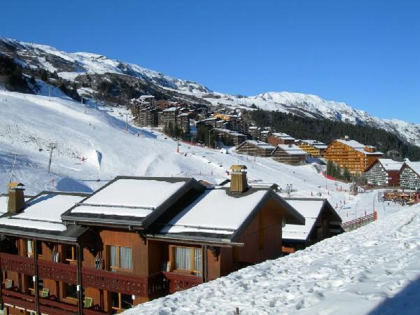Vacances en montagne Studio coin montagne 4 personnes (818) - Résidence Pralin - Méribel-Mottaret