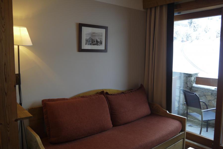 Vacaciones en montaña Estudio para 4 personas (808) - Résidence Pralin - Méribel-Mottaret - Alojamiento