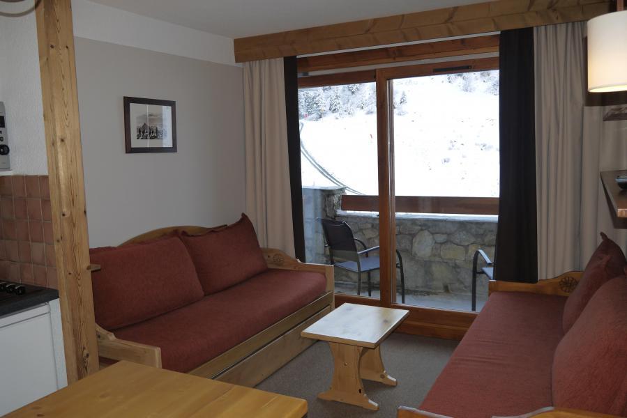 Vacances en montagne Studio 4 personnes (808) - Résidence Pralin - Méribel-Mottaret - Logement