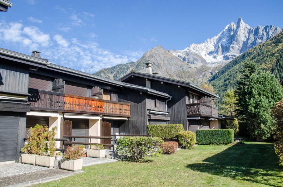 Vacaciones en montaña Résidence Pramouny - Chamonix