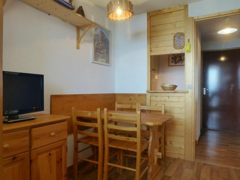 Holiday in mountain resort 2 room apartment 4 people (5244) - Résidence Praz de l'Ours B - Peisey-Vallandry