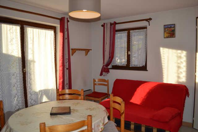 Vacaciones en montaña Apartamento 2 piezas cabina para 4 personas (PLPA07) - Résidence Praz les Pistes - Praz sur Arly