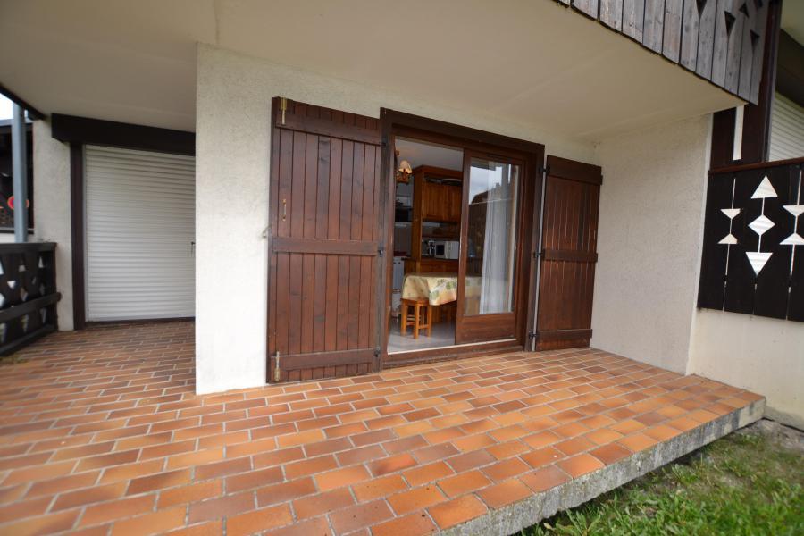 Vacaciones en montaña Apartamento 2 piezas cabina para 6 personas (PLPA01) - Résidence Praz les Pistes - Praz sur Arly - Verano