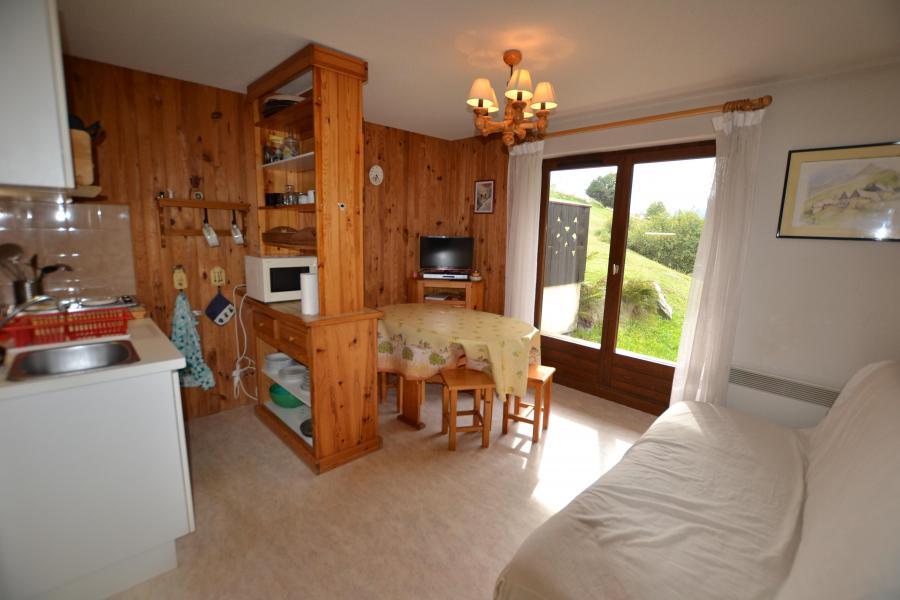 Vacaciones en montaña Apartamento 2 piezas cabina para 6 personas (PLPA01) - Résidence Praz les Pistes - Praz sur Arly - Estancia