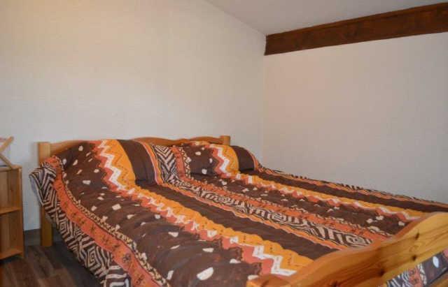 Vacaciones en montaña Apartamento cabina 2 piezas para 4 personas (PLPA16) - Résidence Praz les Pistes - Praz sur Arly - Cama doble