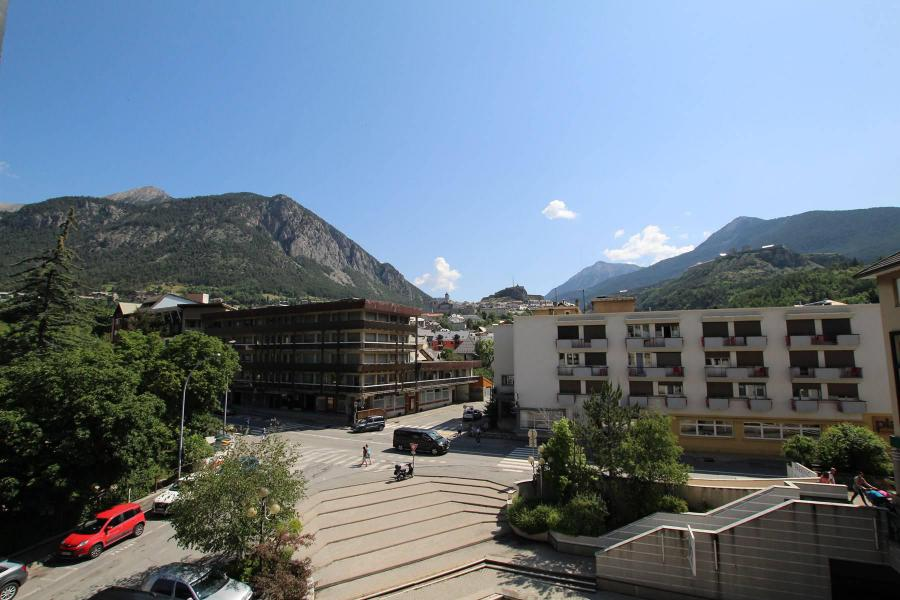 Vacances en montagne Appartement 2 pièces coin montagne 4 personnes (B024) - Résidence Pré du Moulin B - Serre Chevalier - Extérieur été