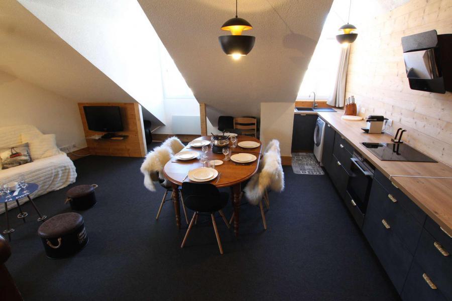 Vacances en montagne Appartement 4 pièces 12 personnes (B003) - Résidence Pré du Moulin B - Serre Chevalier