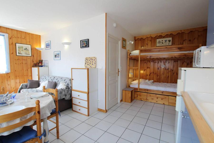 Vacances en montagne Appartement 2 pièces coin montagne 4 personnes (B024) - Résidence Pré du Moulin B - Serre Chevalier - Coin repas