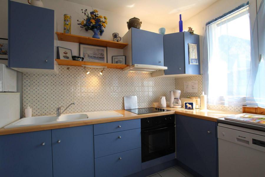 Vacances en montagne Appartement 2 pièces coin montagne 4 personnes (B024) - Résidence Pré du Moulin B - Serre Chevalier - Cuisine