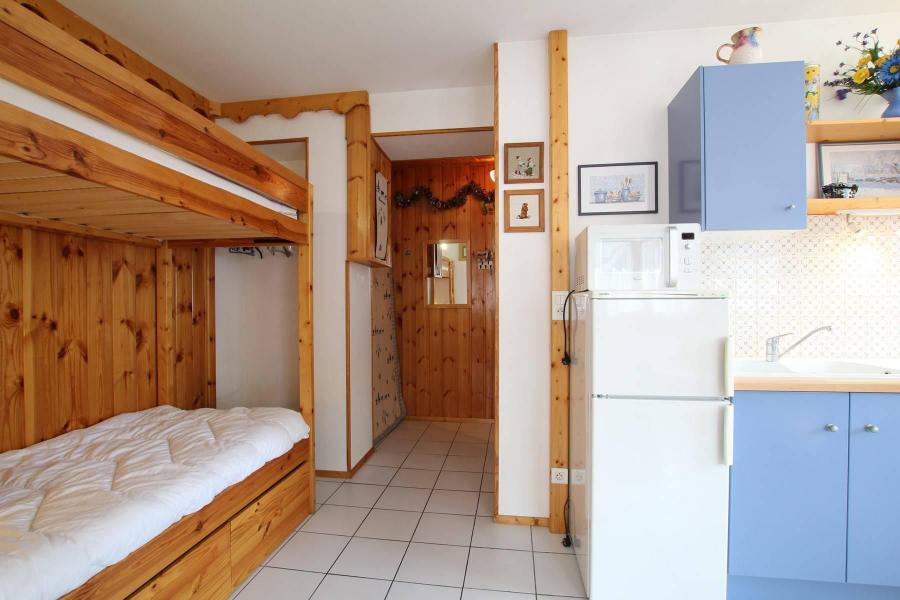Vacances en montagne Appartement 2 pièces coin montagne 4 personnes (B024) - Résidence Pré du Moulin B - Serre Chevalier - Lits superposés