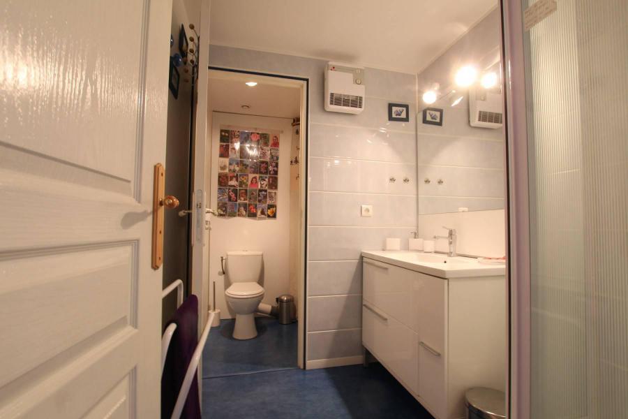 Vacances en montagne Appartement 2 pièces coin montagne 4 personnes (B024) - Résidence Pré du Moulin B - Serre Chevalier - Salle d'eau